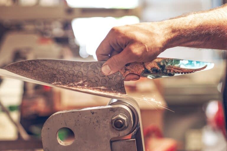 chef and knife slijperij slijpen