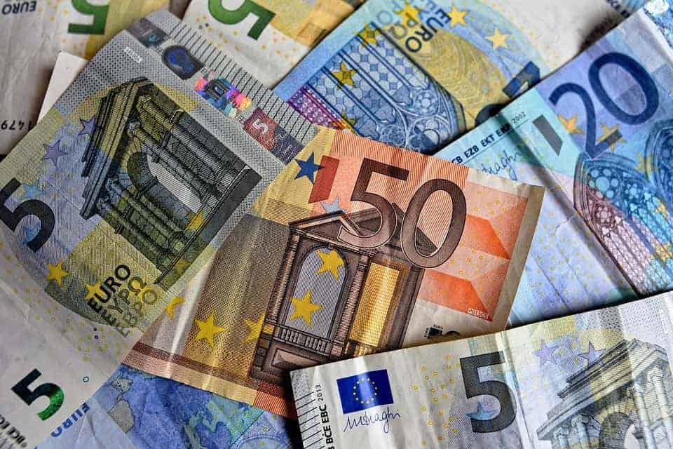 geld horeca