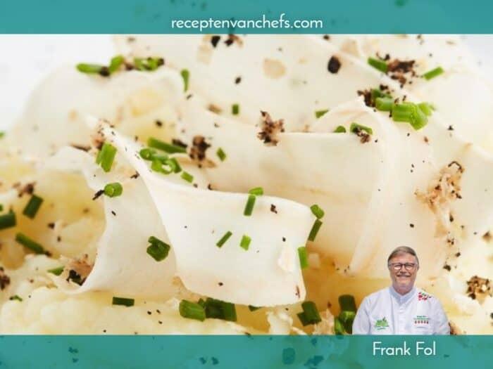 recepten van chefs Frank Fol schorseneer