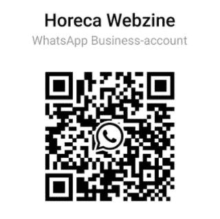 Horeca Webzine WhatsApp contact