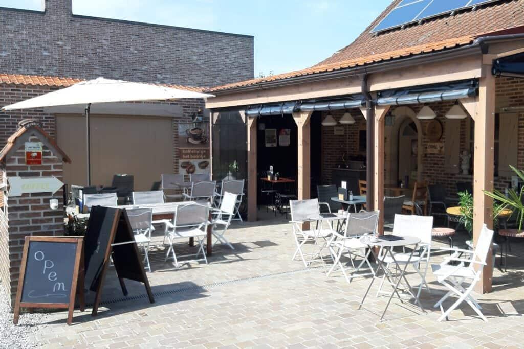 Koffiehuis Het boontje Haaltert