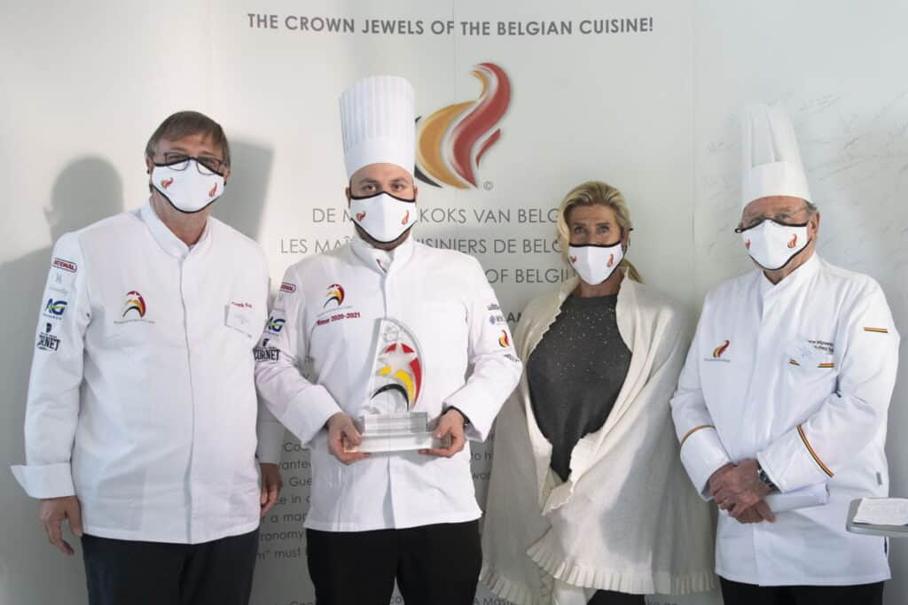 The Star of Belgian Cuisine jury