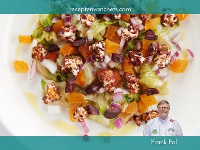 recepten van chefs Frank Fol andijvie