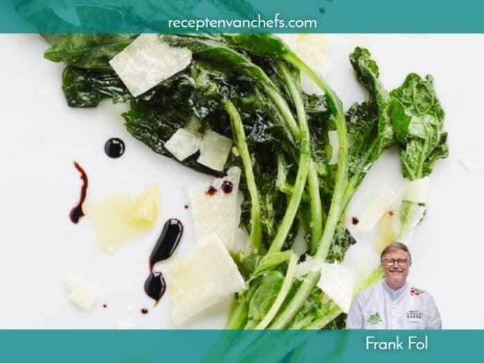 recepten van chefs Frank Fol raapstelen