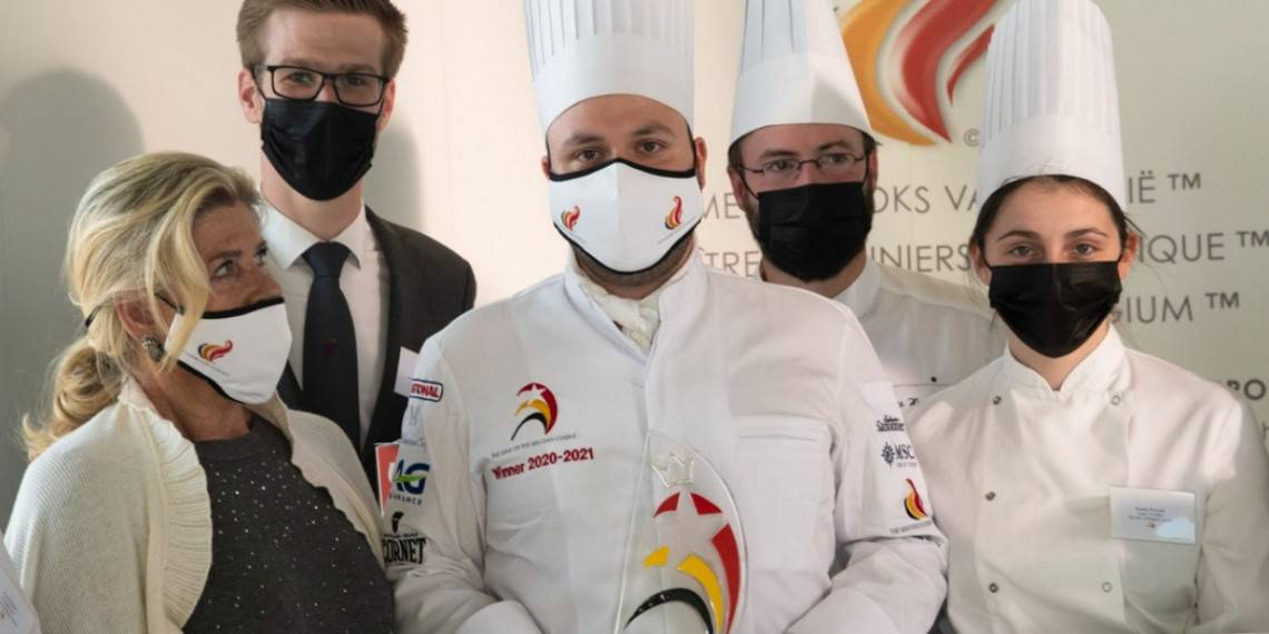 star of belgian cuisine 2020 2021