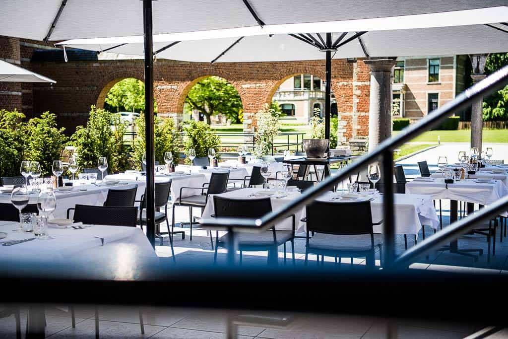 terras restaurant Cavalieri Mortsel