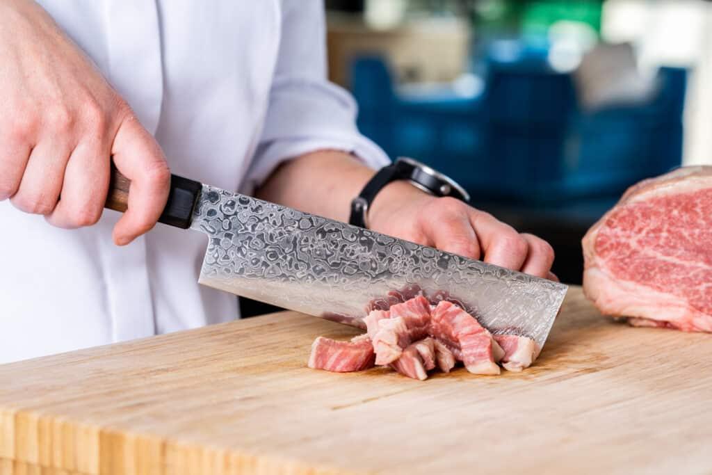 wagyu francesca sterckx bart tanghe chef&knife