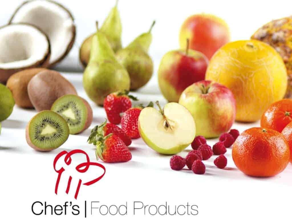 chef's food products