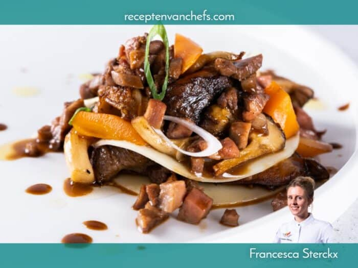 recepten van chefs Francesca Sterckx duroc d'olives (1)