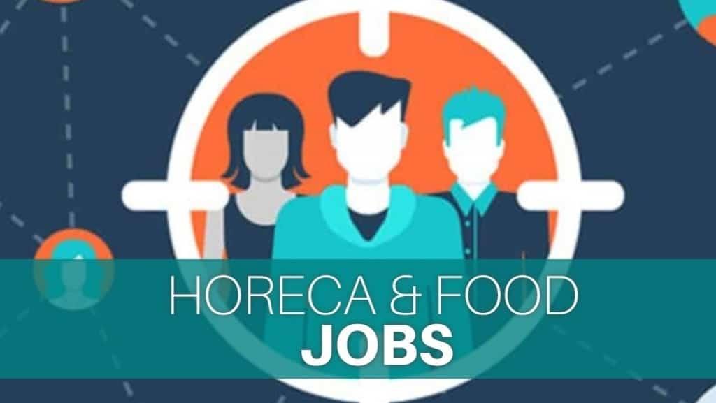 horeca en food jobs belgie nederland