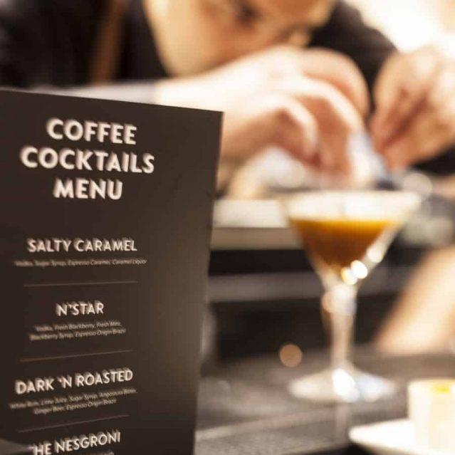 000 koffiecocktail menu Horeca Webzine